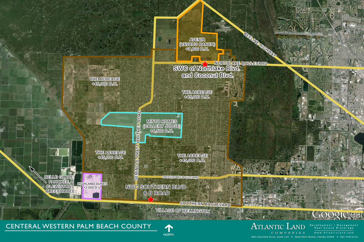 Cheap Land For Sale In Palm Beach County