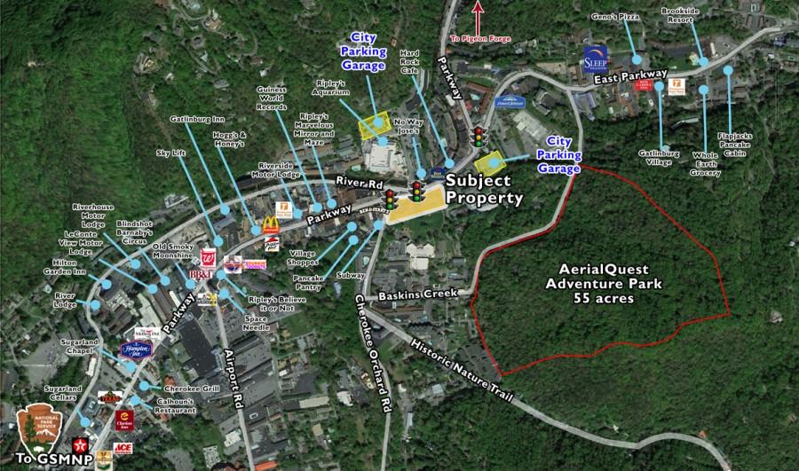 Gatlinburg Anakeesta Atlantic Land Companies